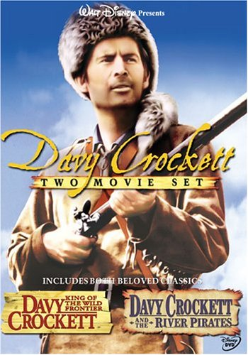 played davy crockett disney 50s kid coon skin cap days
