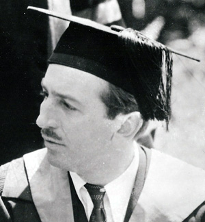Walt at Harvard