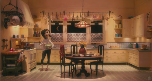 Coraline kitchen
